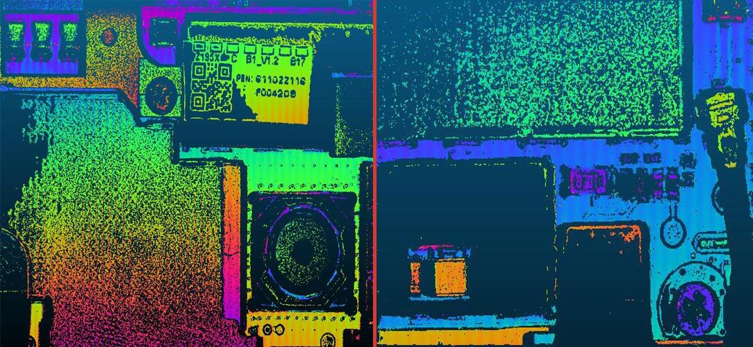 3C视觉检测软件效果对比图